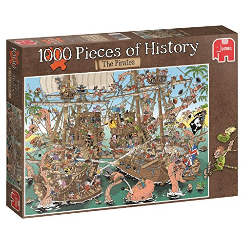 Jumbo the Pirates (1000 Piece)