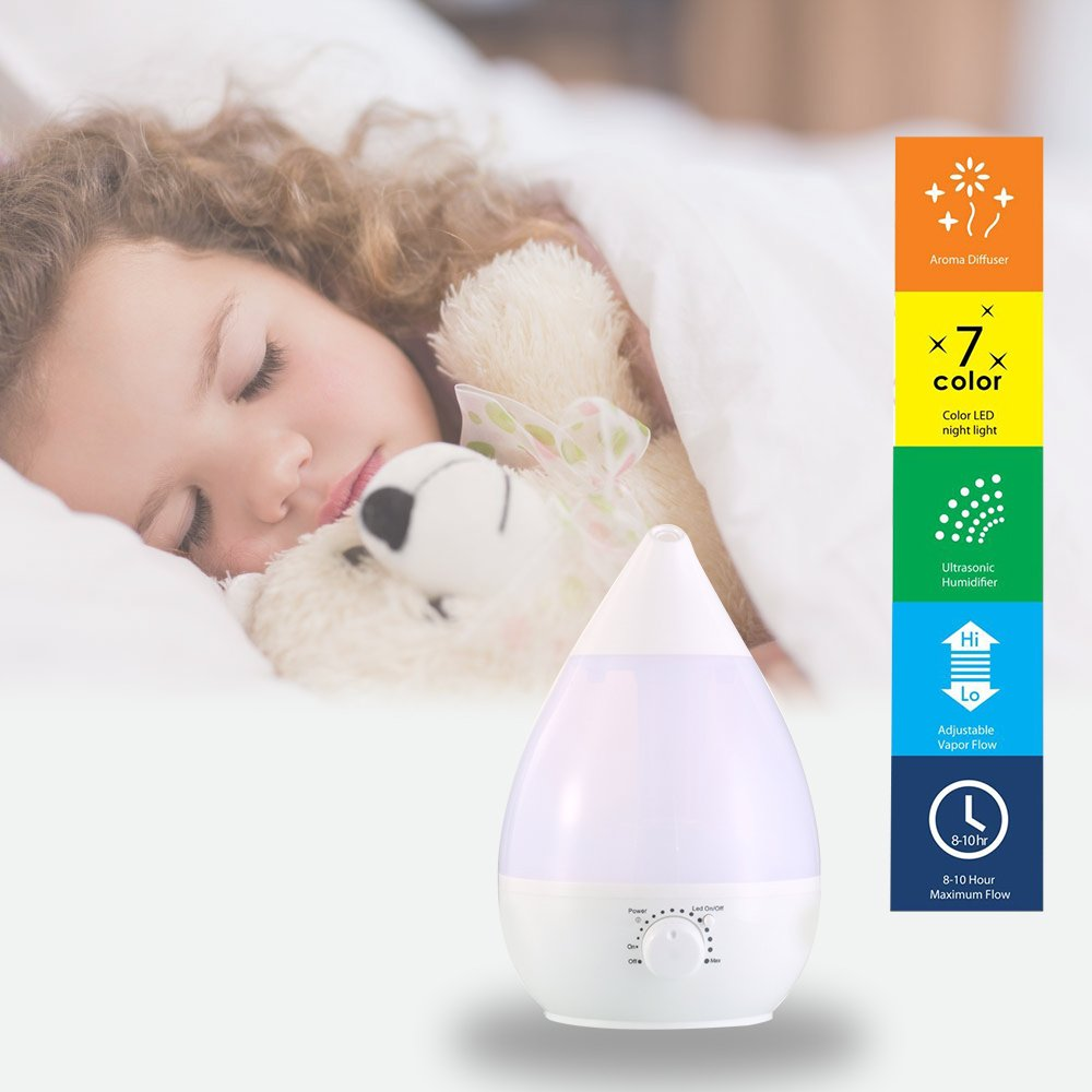 How Does A Humidifier Help the Baby ?