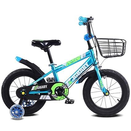 Bicicletas para Niños 2-5-8 Años de Edad Macho y Hembra Cochecito de