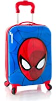 "Marvel Spiderman 3D Pop Up Boys 18"" Hardside Spinner Carry On Luggage [ Multicolor ]"