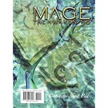 Mage the Awakening Character Pad