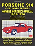 Porsche 914 4 Cylinder Engines Owners Workshop Manual 1969-1976