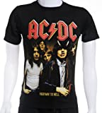 AC/DC - Highway To Hell Band Lineup T-Shirt