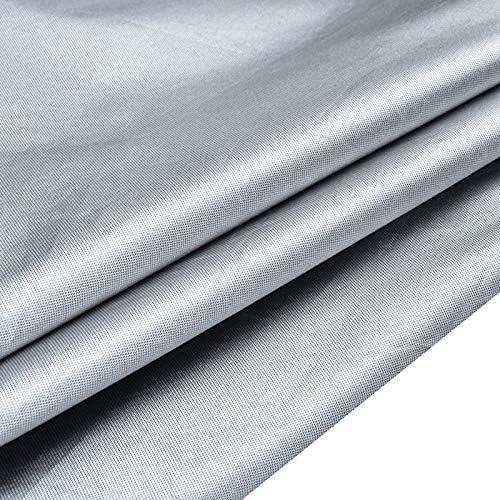 ファニチャー カバー 保護用スイングカバー防水3シートスイングチェアカバースイング保護カバー210Dオックスフォードクロス - ブラック シバオ