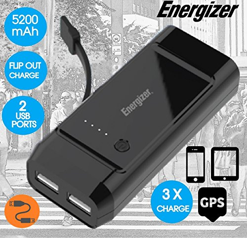 Energizer Portable Battery Charger - 4