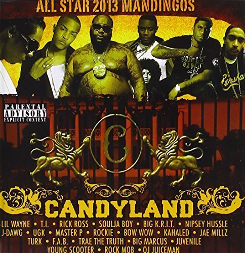 Candyland by Ross (2013-05-04)
