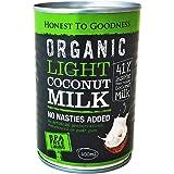 Honest to Goodness Organic Light Coconut Milk, 400ml