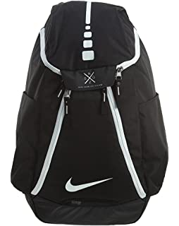 gray nike elite backpack