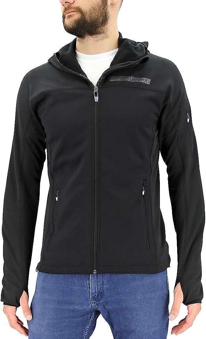 adidas adidas TX Stockhorn Fleece Hoody Mens Outdoor Sweater