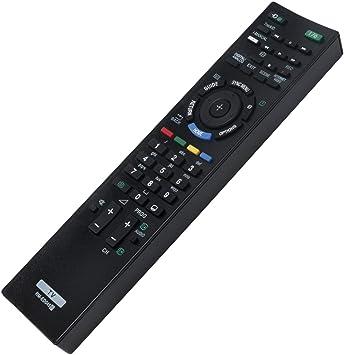 ALLIMITY RMED045 RM-ED045 Mando a Distancia reemplazado por Sony Bravia TV KDL-46EX525 KDL-26EX320 KDL-32EX525 KDL-46EX720 KDL-32CX523 KDL-37EX521 KDL-46HX720 KDL-40HX723 KDL-24EX320 KDL-32EX421: Amazon.es: Electrónica