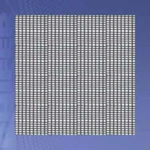 Phifer wire charcoal fiberglass screening 25 for Phifer screen reviews