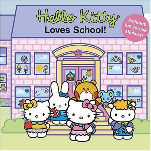 Download Hello Kitty Loves School! (Hello Kitty and Friends) PDF