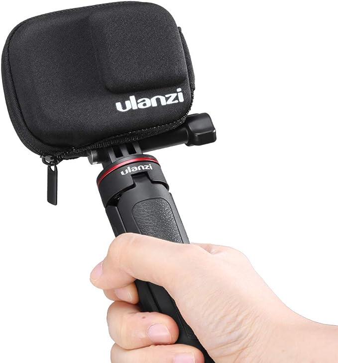 Ulanzi G8 4 Schutzhülle Tasche Für Gopro Hero 8 Schnellnutzung Mit Stativ Tragbare Taschentasche Schwarz Vlogging Zubehör Elektronik