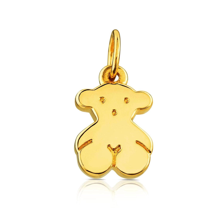 TOUS Gold Bear Pendant