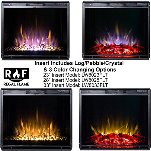 Regal Ventless Insert Fireplaces, Logs, Wall Mounted, Log Sets, Space Propane, Gel, Ethanol, Fireplaces CHANGING