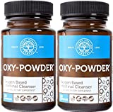 Cheap Global Healing Center Oxy-Powder Colon Cleanse Detox – Oxygen Based Safe and Natural Intestinal Cleanser – Relief from Occasional Constipation 20 Capsules (2 Pack)