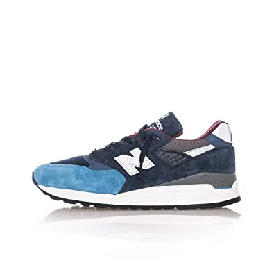 premium selection 3d7b6 380ee Amazon.com | New Balance 998 (Made in USA) | Fashion Sneakers
