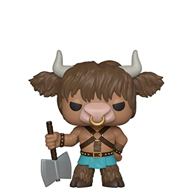 Funko Minotaur POP! Myths Vinyl Figurine Limited Edition Exclusive #20: Toys & Games