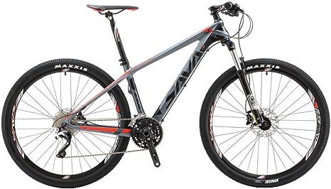 SAVA DECK 500 Fibre de Carbone Vélo de Montagne 27.5