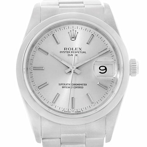 Rolex 15200 - Reloj automático, automático, autoviento, para hombre: Rolex: Amazon.es: Relojes