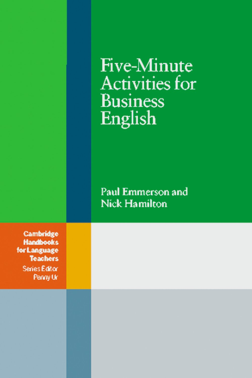 Five Minute Activities for Business English