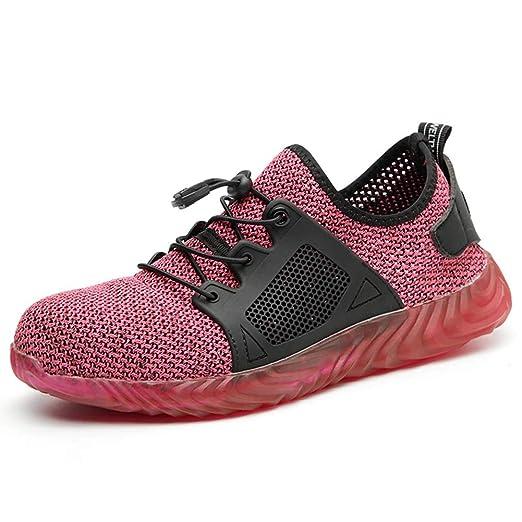 GPFSHOES 2019 - Zapatillas de Seguridad para Mujer, Unisex ...