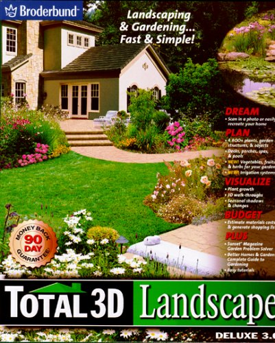 Total 3d Home Deluxe (Total 3D Landscape Deluxe 3.0)