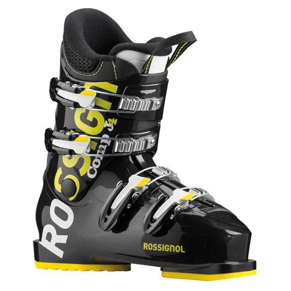 Rossignol Comp J3 Ski Boots Kids Sz 13K (19.5) by Rossignol
