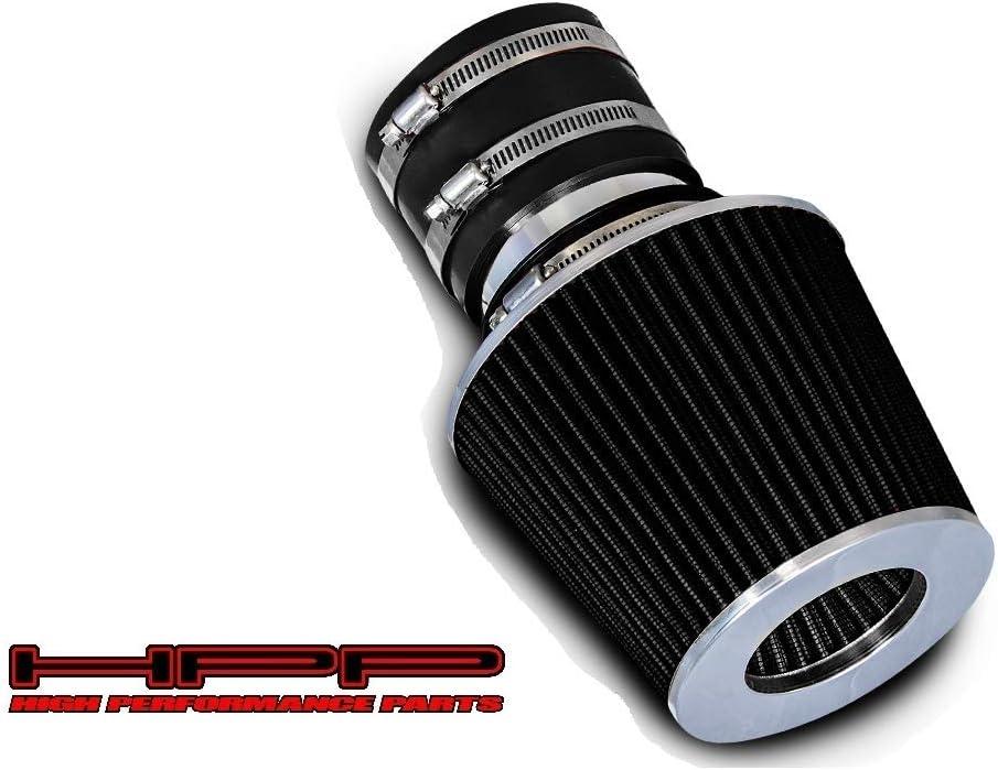 High Performance Parts Short Ram Air Intake Kit /& Black Filter Combo Compatible for 2003-2006 Kia Sorento LX//EX 3.5 V6 Engine