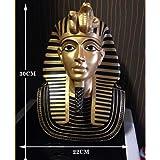 Rico decorativo Escultura Faraón egipcio Tutankamón: Amazon.es: Hogar