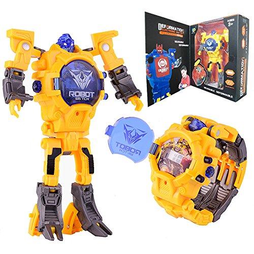 Robots Digital 1Deformation School Yellow product image