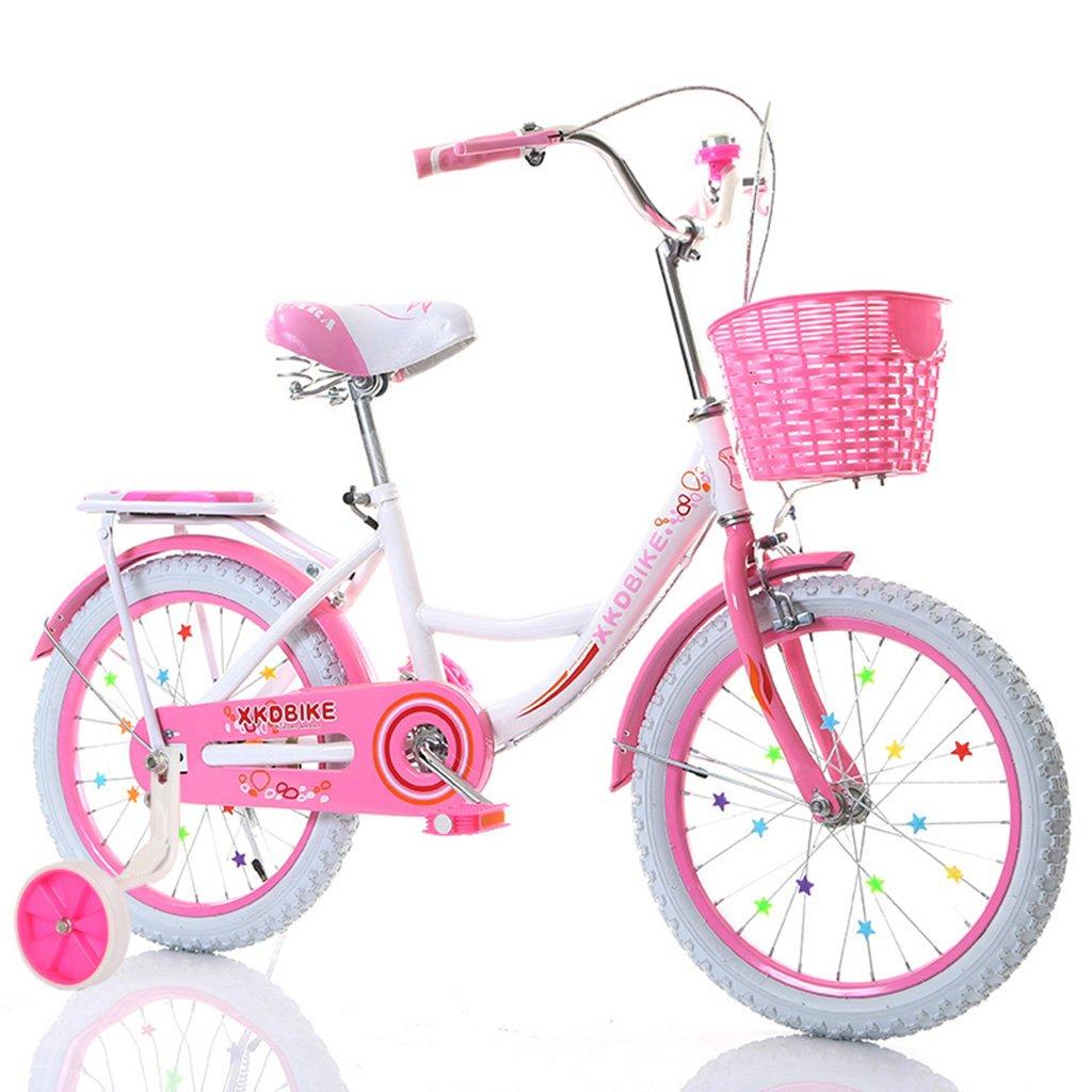 子供の自転車、創造的な自転車創造的な自転車衝撃を減らす安全な自転車の折りたたみの女の子多機能自転車の長さ115-125CM (色 : B, サイズ さいず : 121CM) B07CWCR61C 121CM|B B 121CM