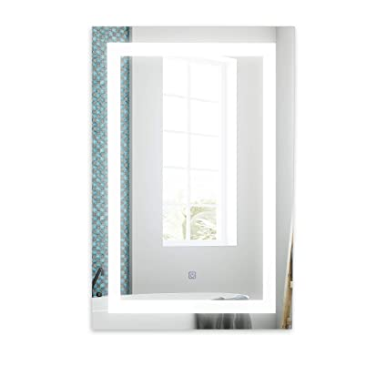 Amazon Com Bathroom Mirror Lights Contemporary Led Lighted Vanity