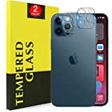 [2 Pack ] for Apple iPhone 12 Pro Camera Lens Tempered Glass Screen Protector Film Guard (iPhone 12 Pro, 2 Pack)