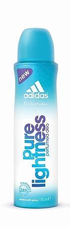 Adidas Pure Lightness Perfumed Deodorant Body Spray for Her 150ml