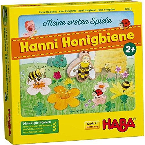 Meine ersten Spiele - Hanni Honigbiene: 5-10 Minuten, 1-4 Spieler