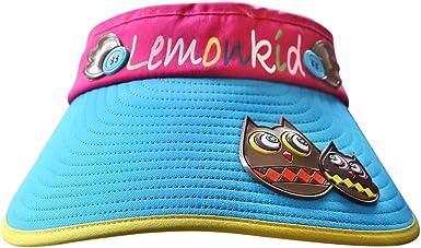 Sun Visor Hat Outdoor UV Protection Sun Cap for Women Men and Kids Wide Brim 360/°Rotation