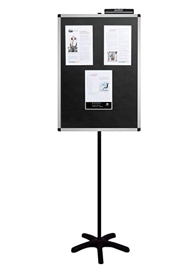 stand alone display boards
