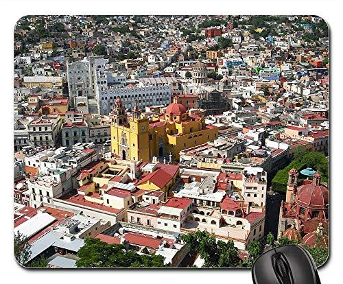 - Mouse Pads - Guanajuato Mexico Town Historic Cityscape Mexican