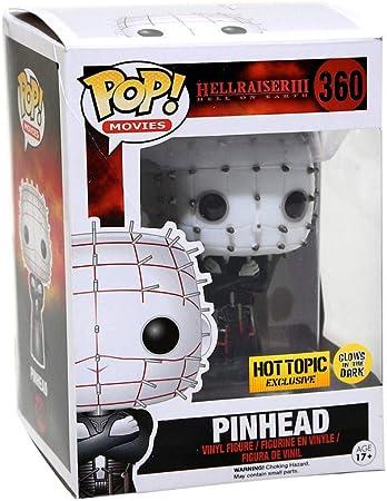 Movies Vinyl Figure Pinhead 10 cm Funko Pop Hellraiser POP