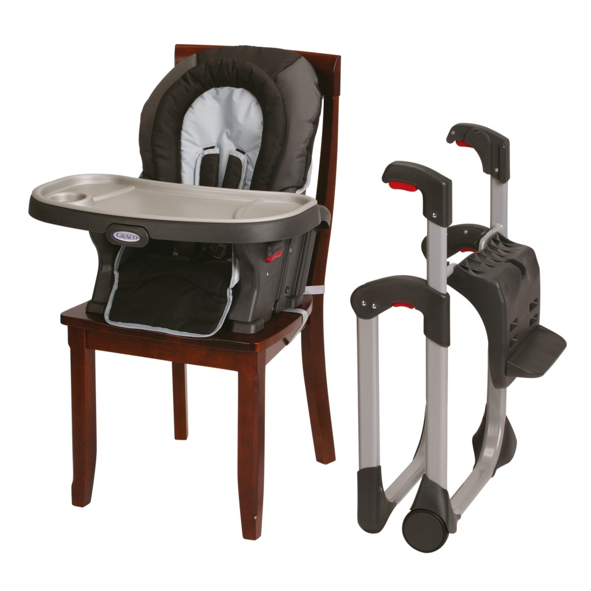 Amazon.com : Graco DuoDiner LX Baby High Chair, Metropolis : Childrens  Highchairs : Baby