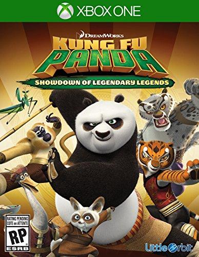 Kung Fu Panda Showdown Legendary Legends product image