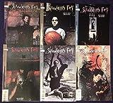 #5: Shadows Fall (1994) #1 2 3 4 5 6 complete set John Ney Rieber John Van Fleet