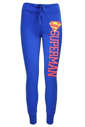 Be Rennen Spuren Ml40 Comic Fitness Brooklyn Hose Damen Jealous Superheld Sport Training Jogging 42Blau Superman drxBWCoe