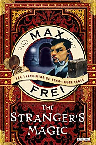 book cover of The Stranger\'s Magic