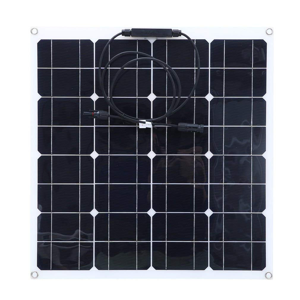 Nexttechnology Ultra Thin Outdoor Solar Panel 50W