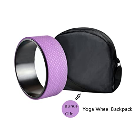 WCYYOGA Yoga Wheel Flexibilidad Después De Drum Leg Balance ...