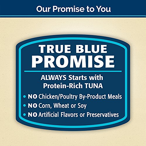 BLUE Healthy Gourmet Adult Flaked Tuna Wet Cat Food 5.5-oz (Pack of 24)