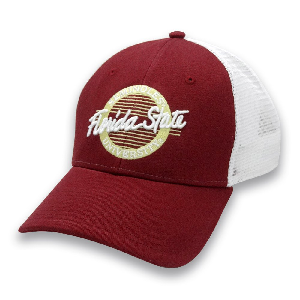 Amazon.com   NCAA Florida State Seminoles Adult The Game Everyday Trucker  Mesh Hat 815faf75d057
