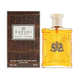Safari by Ralph Lauren for Men 4.2 oz Eau de Toilette Spray